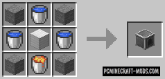 Potion Capsule - New Items Mod For Minecraft 1.14.4