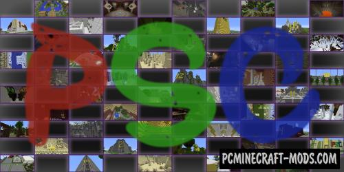 PSC - Parkour Map For Minecraft