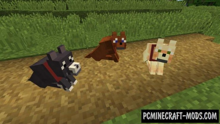 Not Enough Pets - Creatures Mod For Minecraft 1.12.2