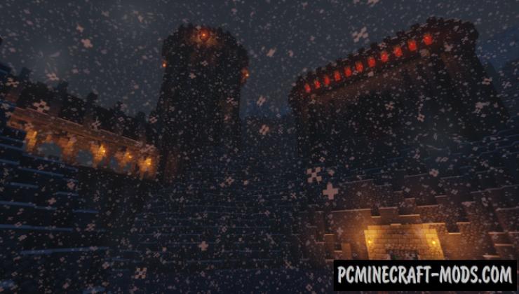 King Sigurd's Castle - Adventure Map For Minecraft