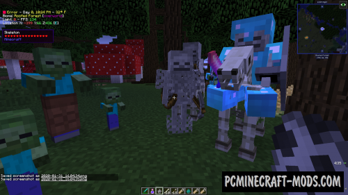 Rough Mobs Revamped Mod For Minecraft 1.15.2, 1.14.4, 1.12.2