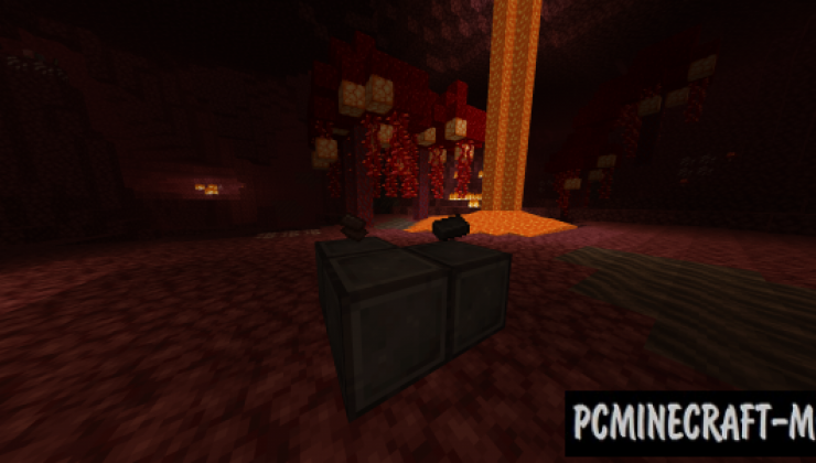 Complete 1.16 Nether Overhaul Mod For Minecraft 1.14.4, 1.12.2