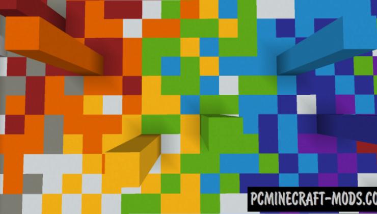 Parkour Stripes - Parkour Map For Minecraft
