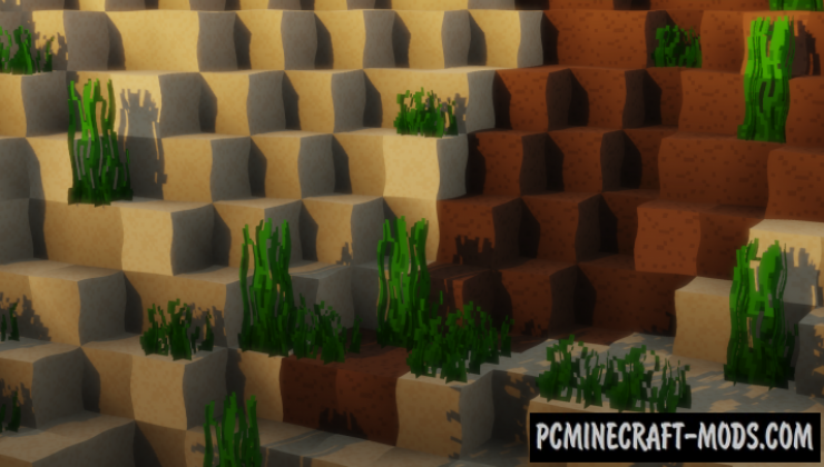 Flat Packed Resource Pack For Minecraft 1.15.2, 1.14.4