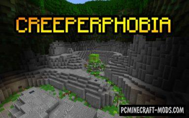 Creeperphobia Map For Minecraft