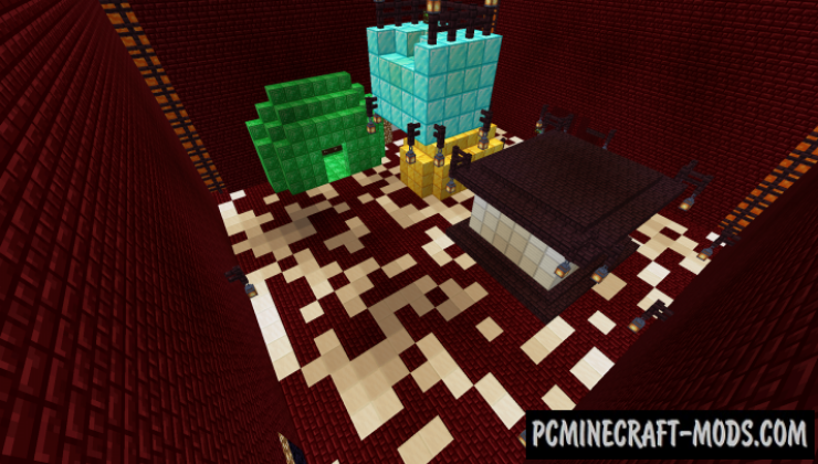 Will You Save Your Village? - Adv Map For Minecraft