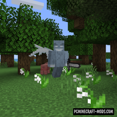 Naturally Spawning Vex Mod For Minecraft 1.15.2, 1.14.4
