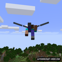 Elytra Swap - Surv Tweak Mod For Minecraft 1.16.5, 1.16.4