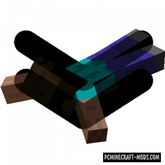 Go Down! - Parkour Tweak Mod For Minecraft 1.16.5, 1.15.2