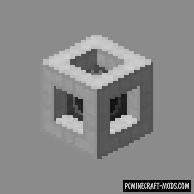 tank-null - Tech Tweak Mod For Minecraft 1.16.5