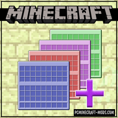 Colored Shulker GUI Resource Pack For Minecraft 1.12.2