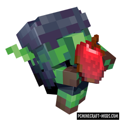 Goblin Traders - New Mobs Mod For Minecraft 1.16.5, 1.15.2