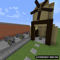Heterorustichromia - Tech Mod For Minecraft 1.12.2