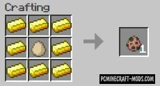 Crafting Spawn - New Blocks Mod For MC 1.16.5, 1.15.2, 1.14.4