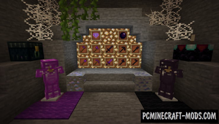 Ores Above Diamonds - New Blocks Mod For MC 1.16.5