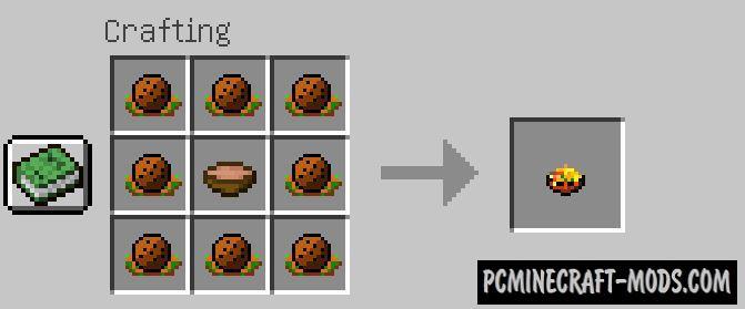 Useful Food - Food Mod For Minecraft 1.15.2