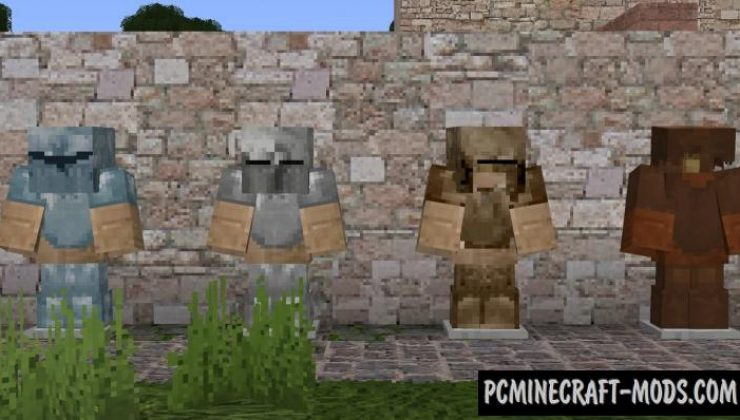 Italia - Medieval Resource Pack For Minecraft 1.15.2, 1.14.4