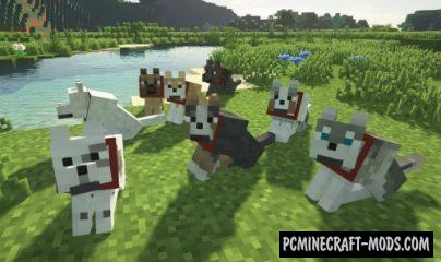 Breeds Resource Pack For Minecraft 1.15.2, 1.14.4