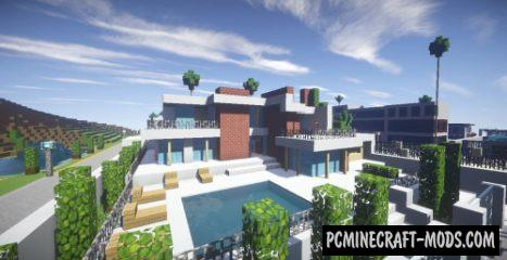House Minecraft Maps 1 16 4 1 15 2