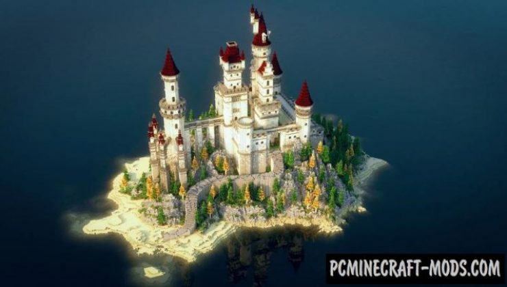 Another Generic - Castle Map For Minecraft