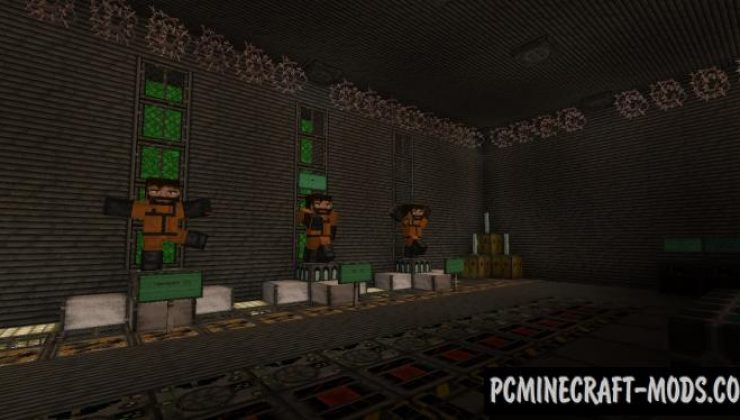 The Cleansing - Horror Map For Minecraft