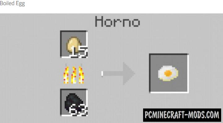 CookingCraft Addon For Minecraft PE 1.18, 1.17.40 iOS/Android