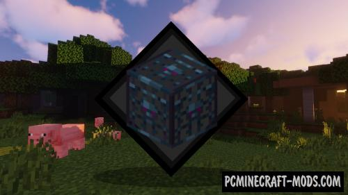 Crafting Spawn - New Blocks Mod For Minecraft 1.15.2, 1.14.4