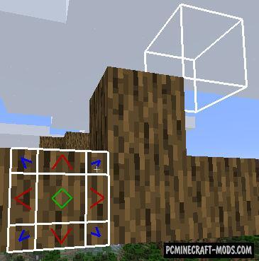 Building Wands - Tweak, Tool Mod For MC 1.17.1, 1.16.5