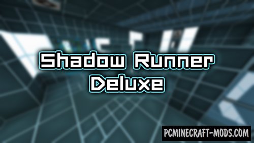 Shadow Runner Deluxe - Puzzle Map For MC