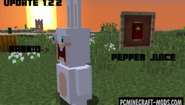 Random Craft - Mobs, Items Mod For Minecraft 1.12.2
