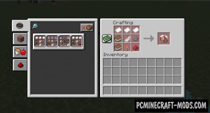 Planet Evelon - Decor, Weapons Mod Minecraft 1.16.1, 1.15.2