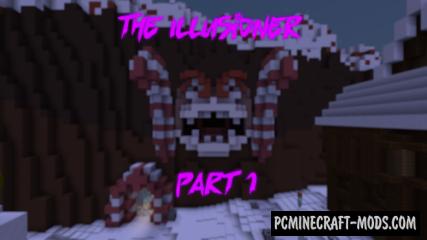 The Illusioner Part 1 - Puzzle Map For Minecraft