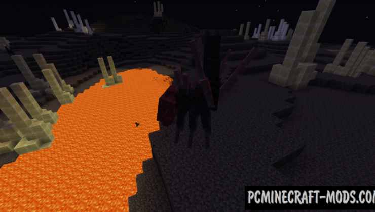 TragicMC3 - Magic Dimension Mod For Minecraft 1.12.2