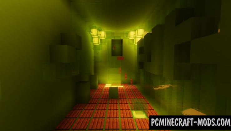 Oscar's Challenges - Parkour, PvE Map For Minecraft