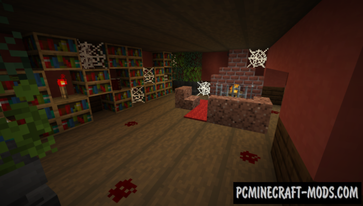Escape Rooms - Puzzle Map For Minecraft