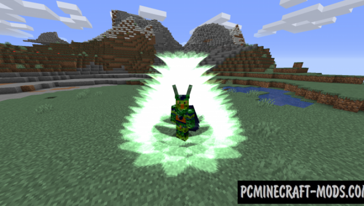 Dragon Block Super - Anime Mod For Minecraft 1.15.2
