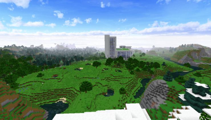 Survivalcraft & Minecraft Resource Pack For MC 1.12.2