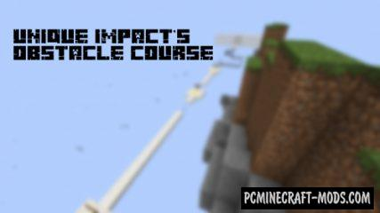 UniqueImpact's Obstacle Course - Parkour Map
