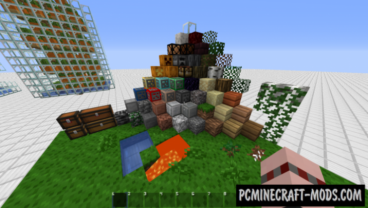 Bytecraft PvP 8x Texture Pack For Minecraft 1.16.5, 1.16.4, 1.15