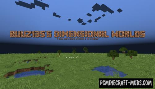 Buuz135s - Dimensional Worlds Mod For Minecraft 1.15.2