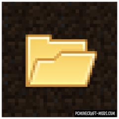 Resource Pack Organizer - GUI Mod For Minecraft 1.15.2