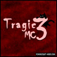 TragicMC3 - Magic Dimension Mod For Minecraft 1.12.2