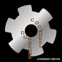 Cogwheel Dungeons - Random Structures Mod MC 1.12.2