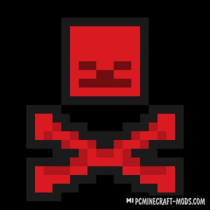 Death Finder - Tweak Mod For Minecraft 1.16.5, 1.14.4, 1.12.2