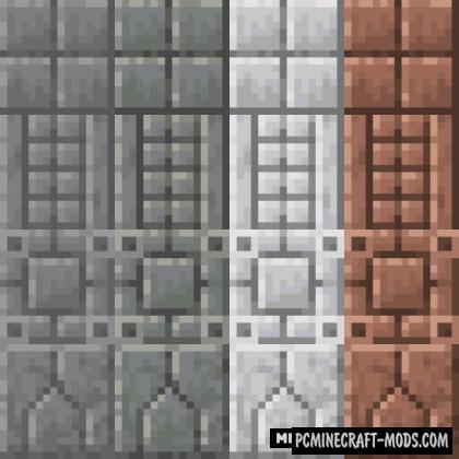 Masonry - Decorative Blocks Mod For Minecraft 1.16.5, 1.14.4