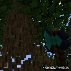 benfah's Timber - Lumberjack Mod For MC 1.16, 1.15.2