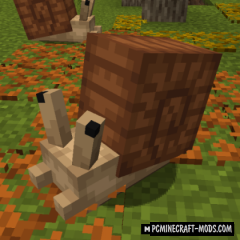 Autumnity - Biome, Mob Mod Minecraft 1.16.5, 1.16.4, 1.14.4