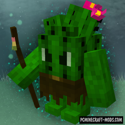 Creatures And Beasts - Mobs Mod For Minecraft 1.16.5, 1.12.2