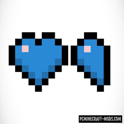Health Overlay - HUD Mod For Minecraft 1.16.4, 1.14.4