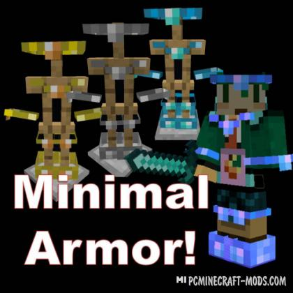 Minimal Armor 16x Resource Pack For Minecraft 1.15.2